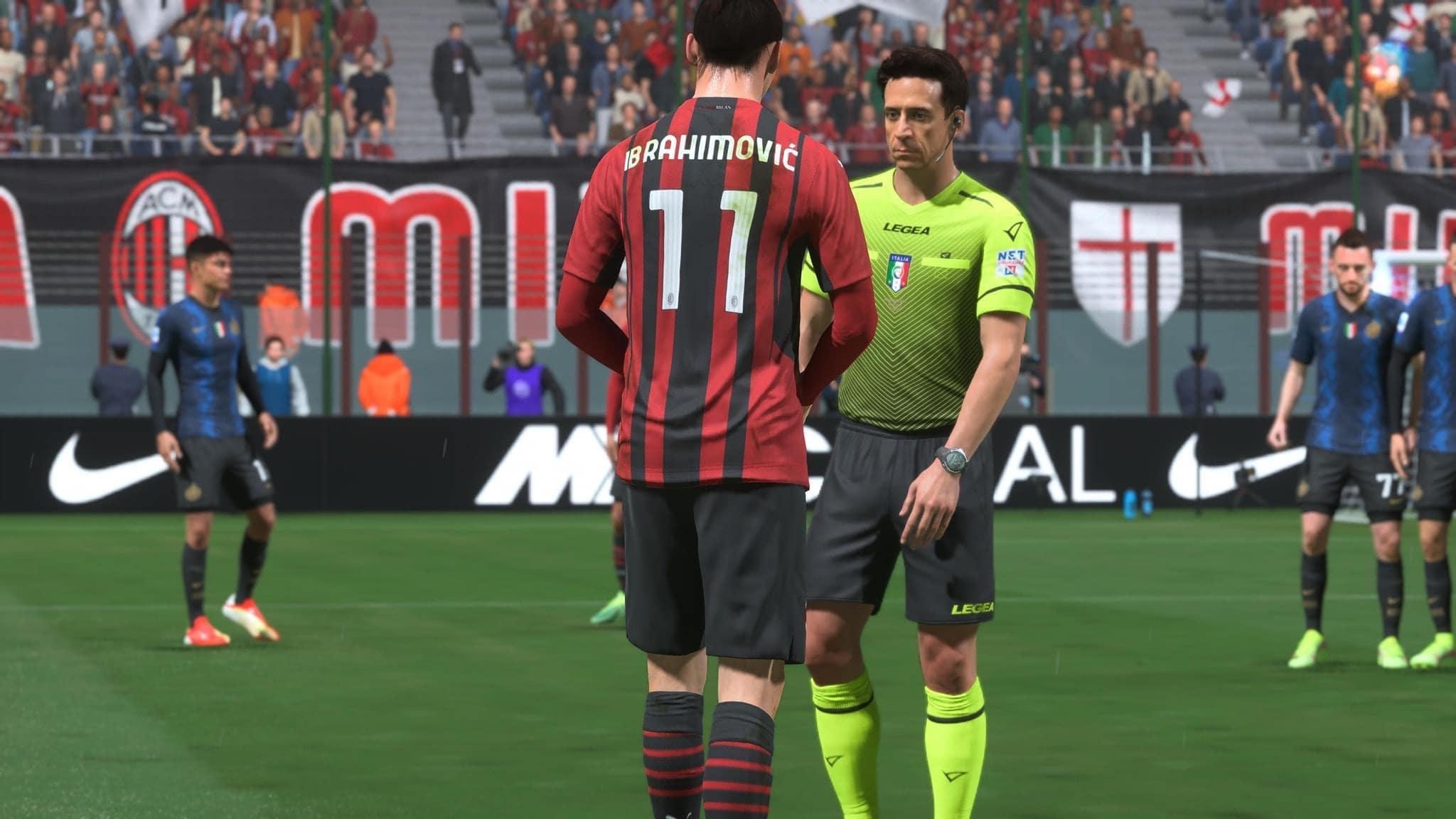 Arbitri Fifa 22